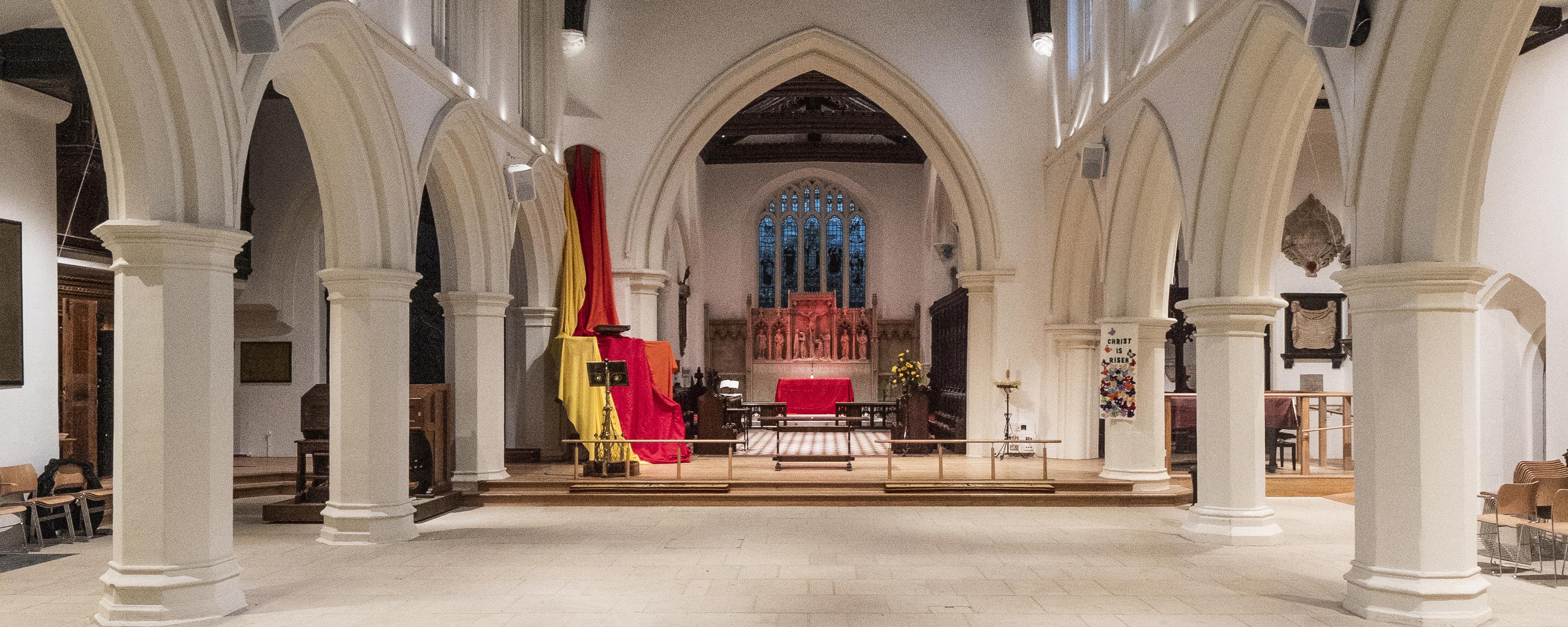 St Mary's Watford