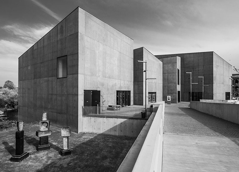 Hepworth Wakefield David Chipperfield