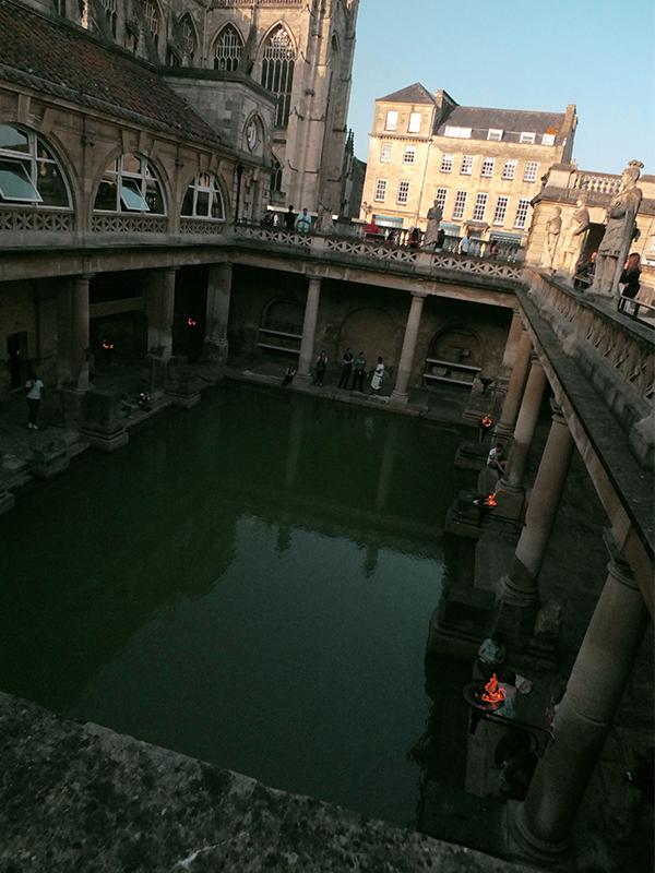 Roman Baths Holburne Musueum