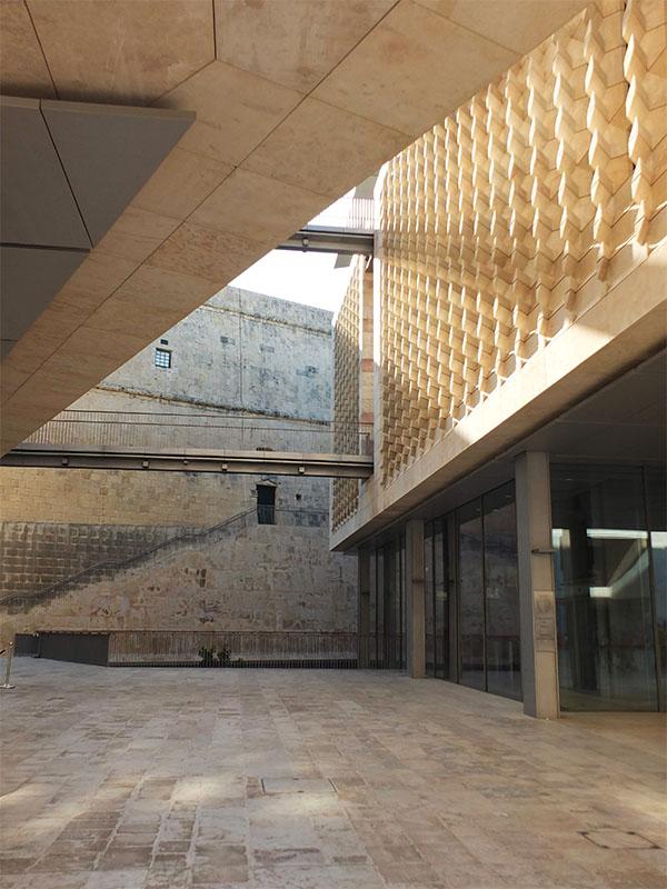 Valletta Parliament Building