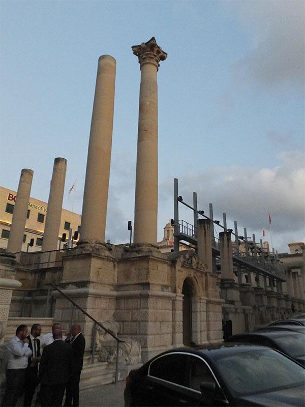 Valletta Pjazza Teatru Rjal